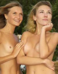 Olena and Alina